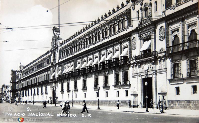 El Palacio Nacional BELLISIMO