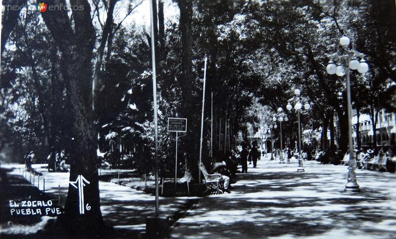 Plaza y Zocalo
