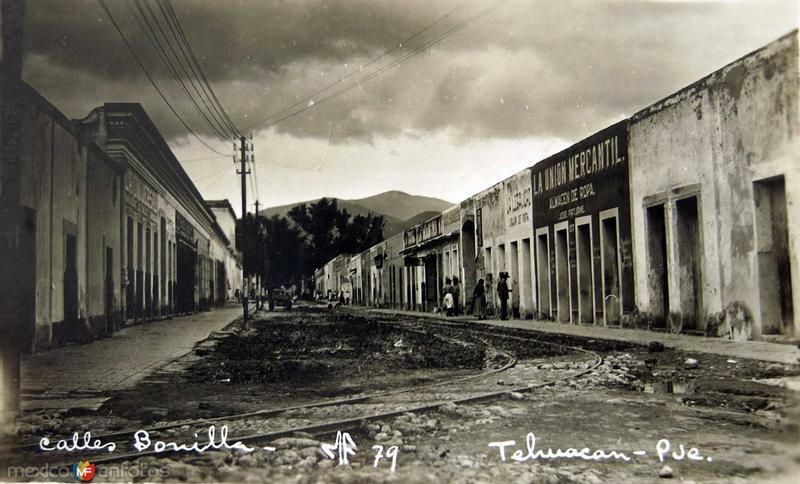Calle Bonilla