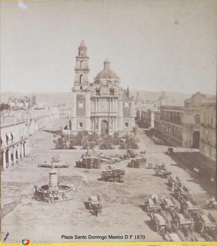 Plaza Santo Domingo