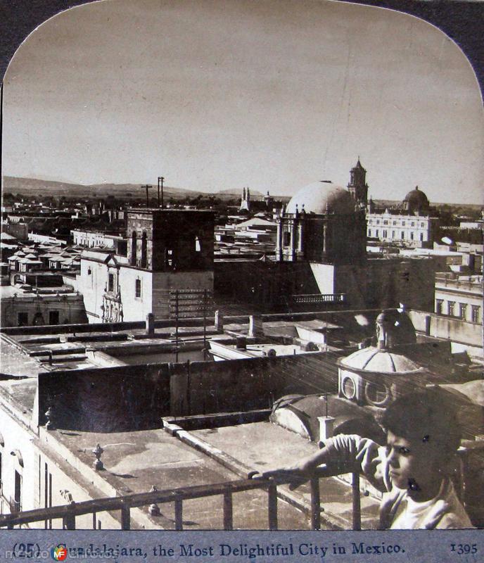 Cd. Encantadora Hacia 1900