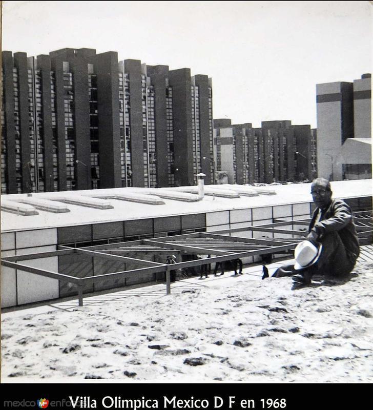 Villa Olimpica Hacia 1968