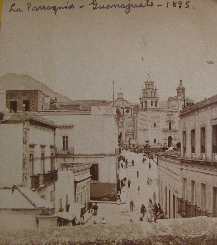 La Parroquia 1895 Hacia 1900