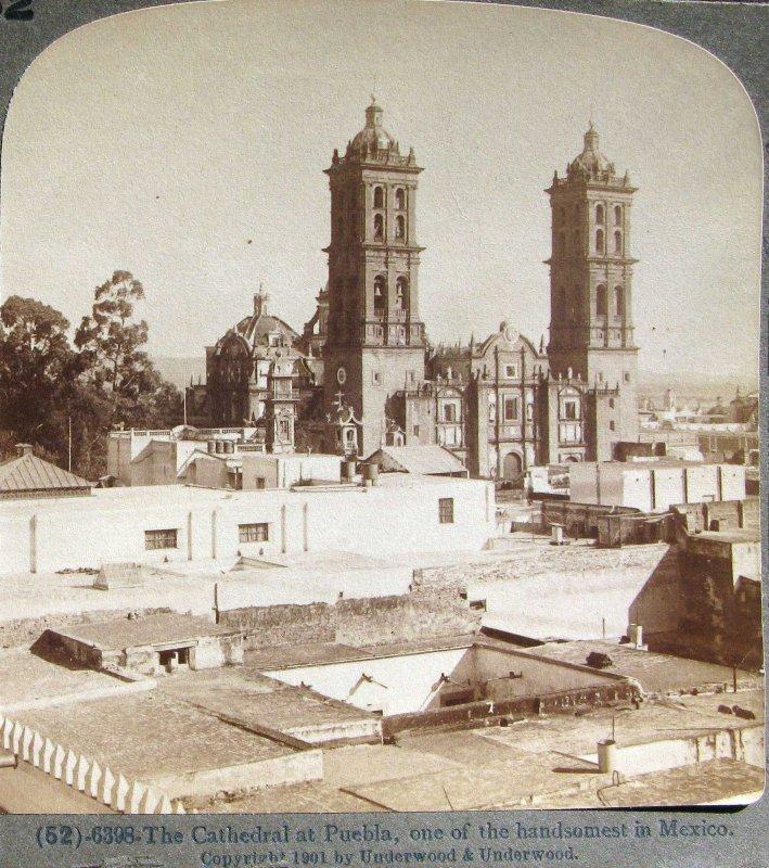 La Catedral 1900