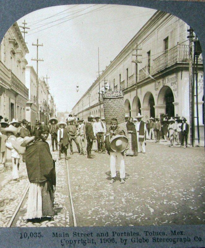 Vendedor de Petates Hacia 1900