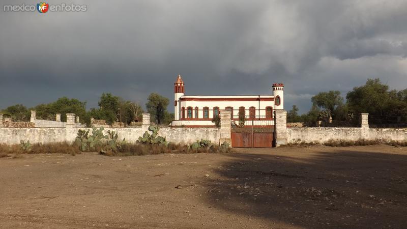 Mina de Santa Brígida cerca de Pozos. Abril/2014