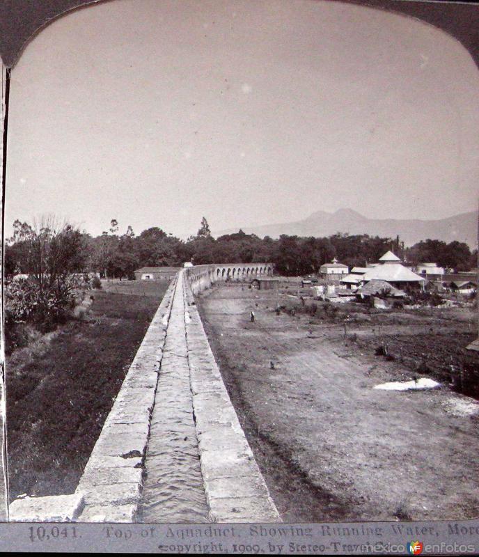 Acueducto hacia 1909