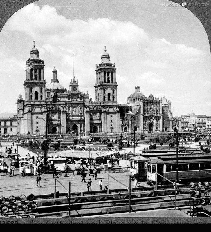 Catedral Hacia 1900