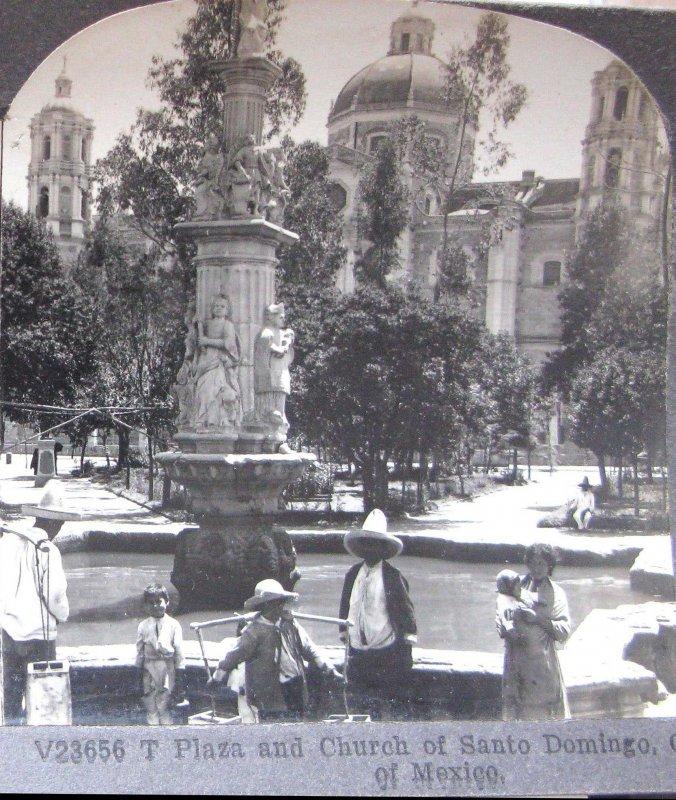 La Villa Hacia 1900
