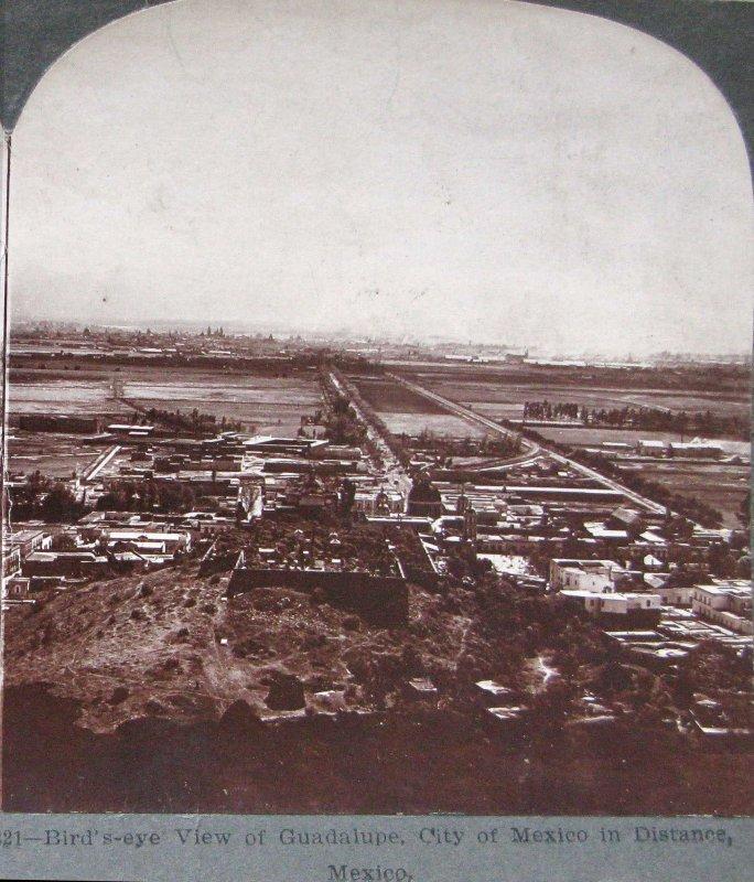 Vista desde la Villa Hacia 1900