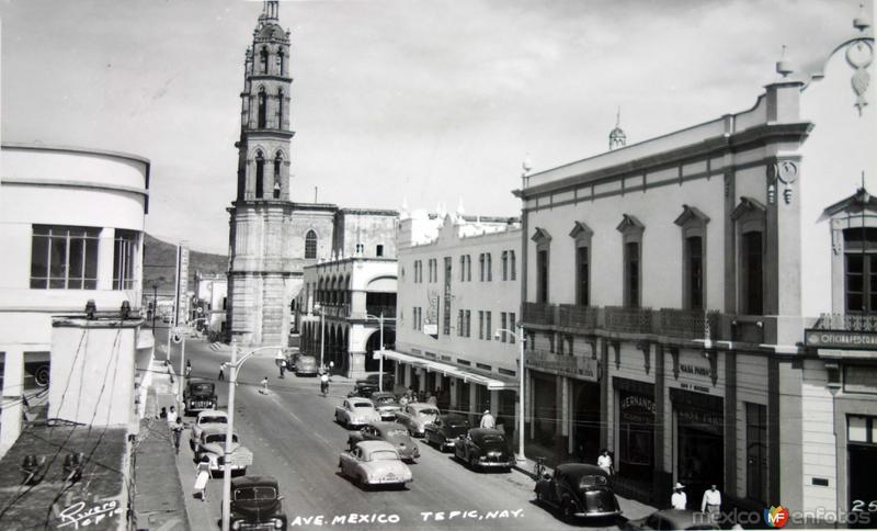 Avenida Mexico