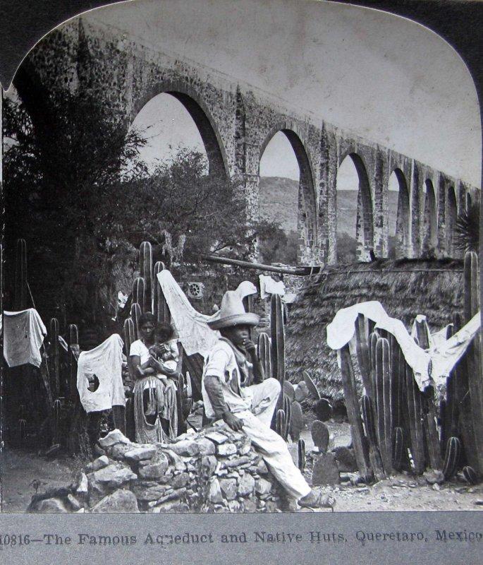 Famoso Acueducto Hacia 1900