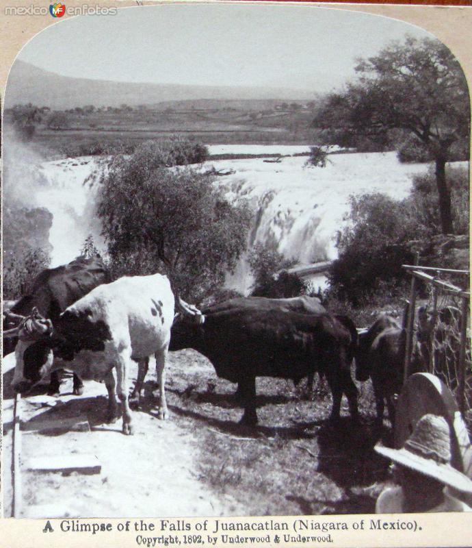 Con Carretas Hacia 1900