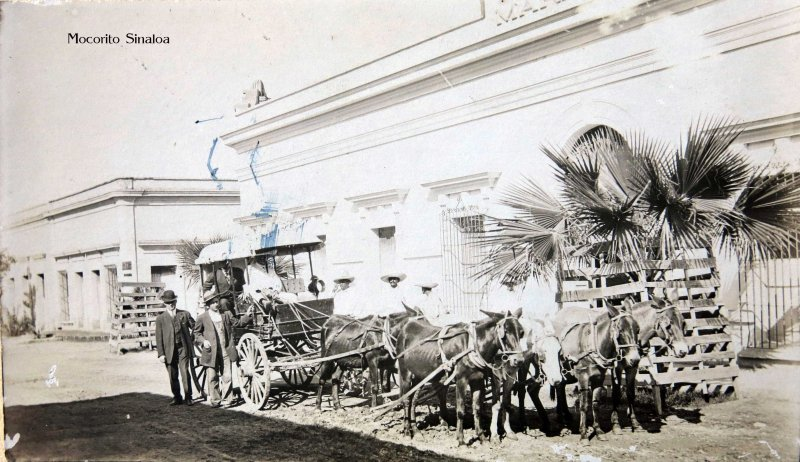 Escena callejera Hacia 1930
