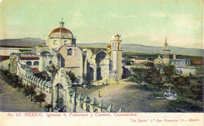 Iglesia de San Francisco y Carmen