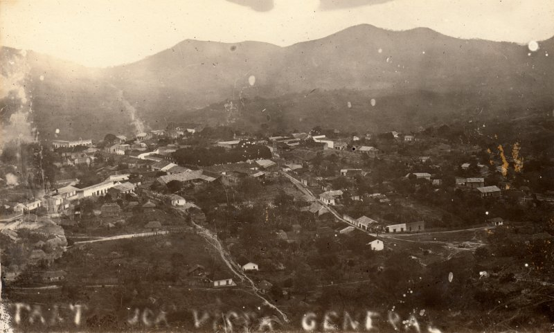 Vista general de Tantoyuca