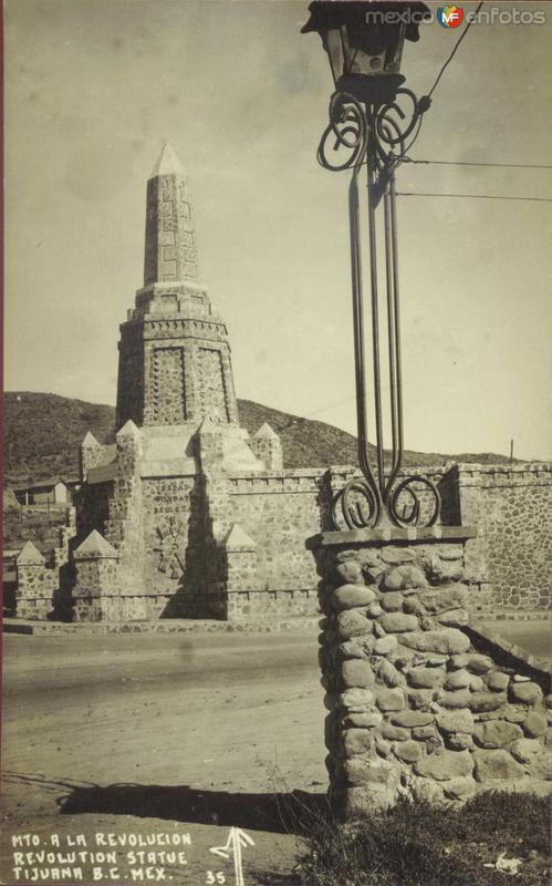 Mto. a la Revolucion Hacia 1950