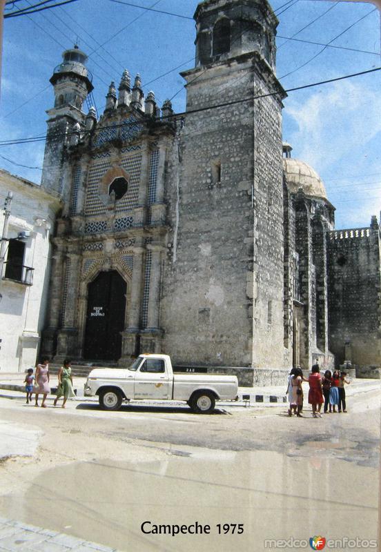 Templo de San José (circa 1975)