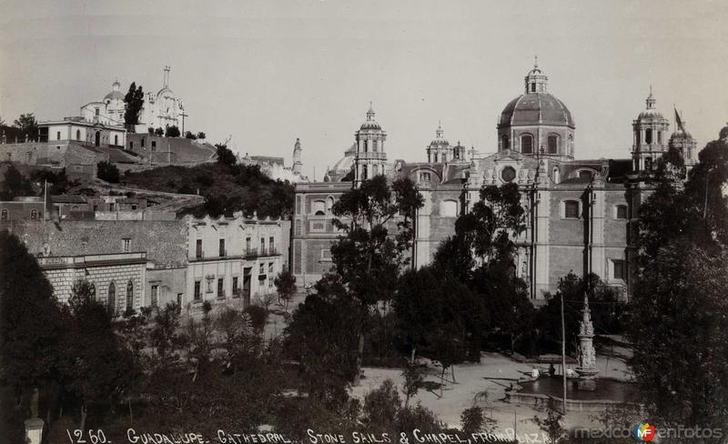 Panorama De la Villa Hacia 1957