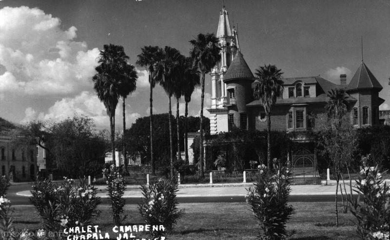 Chalet Camarena 1945