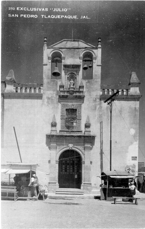 Iglesia de San Pedro 1945
