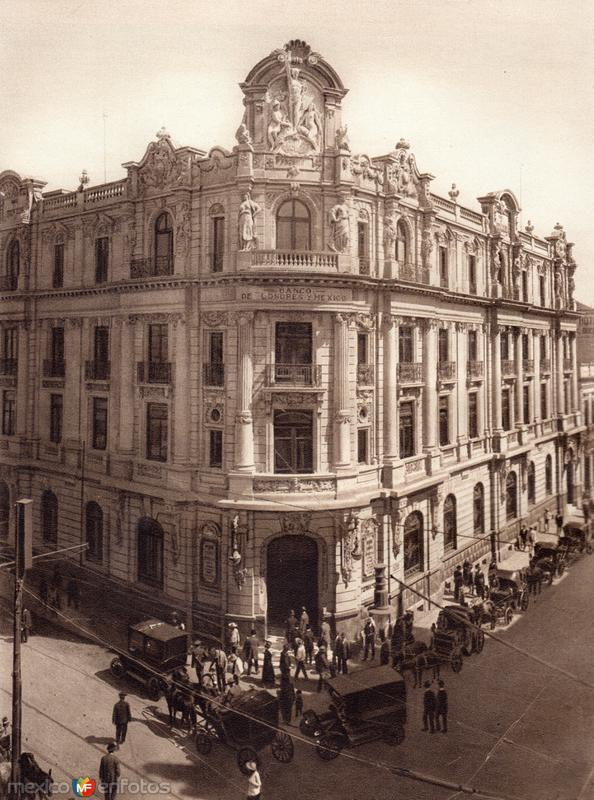 Banco de Londres y México (circa 1920)