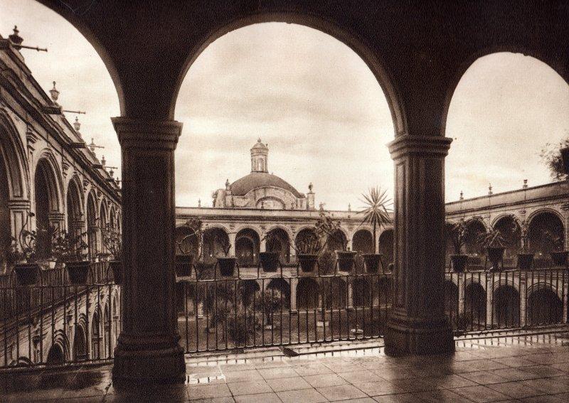Colegio de las Vizcaínas (circa 1920)