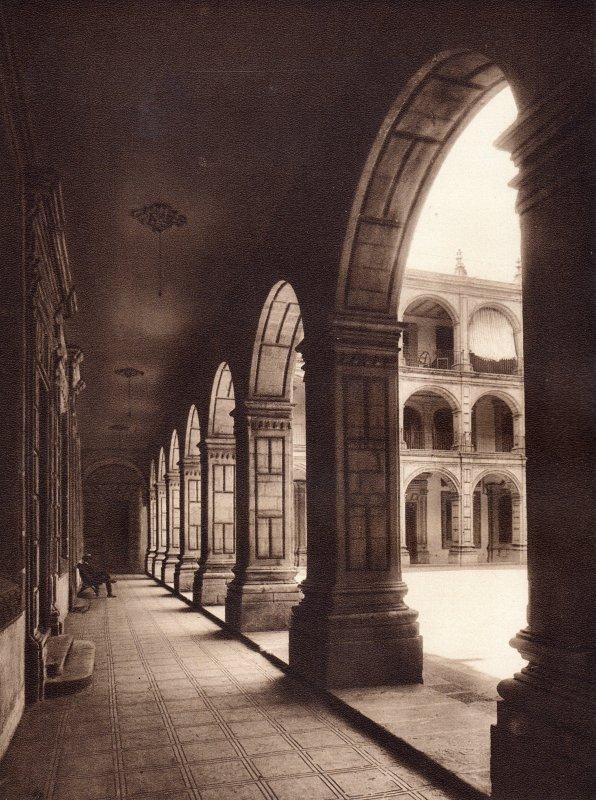 Escuela Nacional Preparatoria (circa 1920)