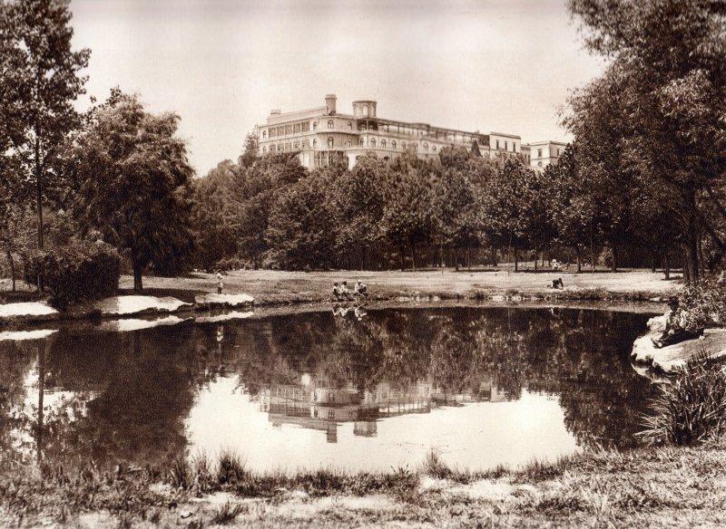 Castillo de Chapultepec (circa 1920)
