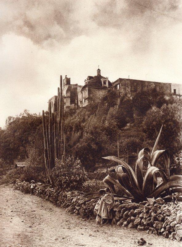 Iglesia de Tepepam (circa 1920)