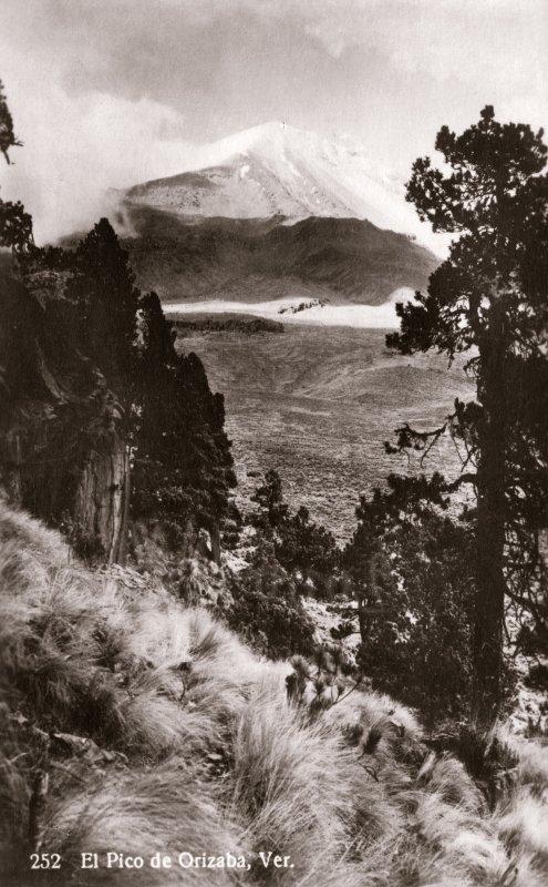 El Pico de Orizaba (circa 1920)