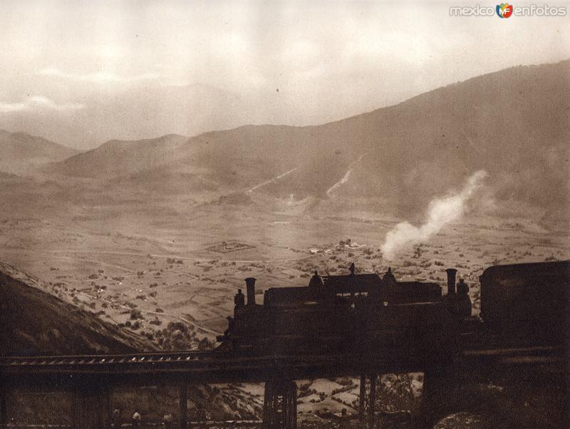 Maltrata, desde Alta Luz (circa 1920)