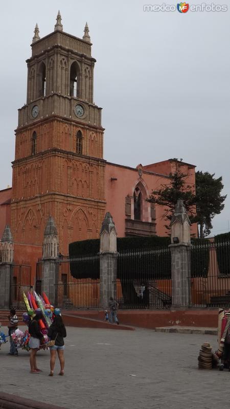 Templo de San Rafael (1742). Abril/2014