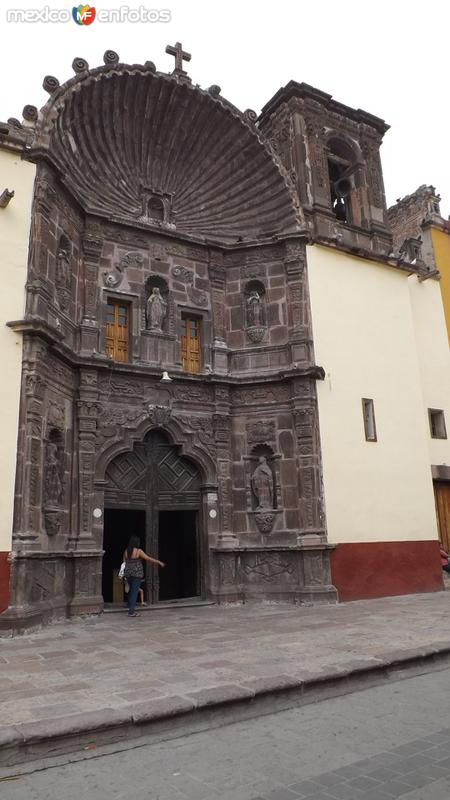 Templo de Nuestra Señora de la Salud (1735). Abril/2014