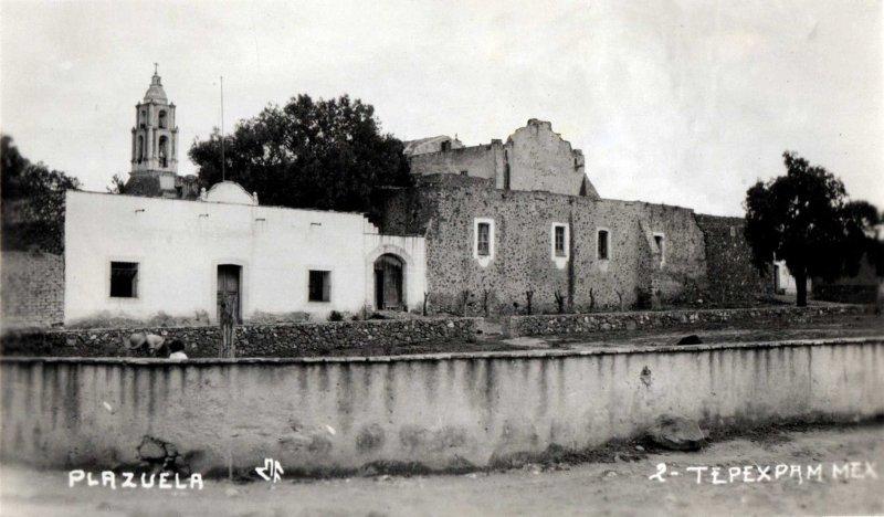 Plazuela Circa 1947