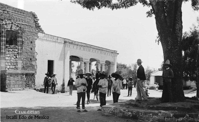 Escena Cotidiana Circa 1900