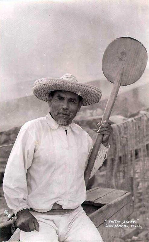 Tata Juan hacia 1945