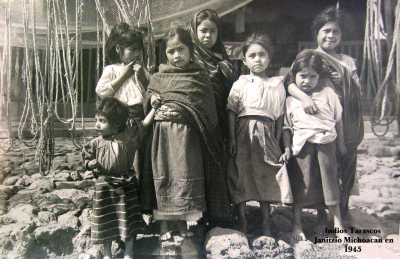 Nativas Hacia 1945