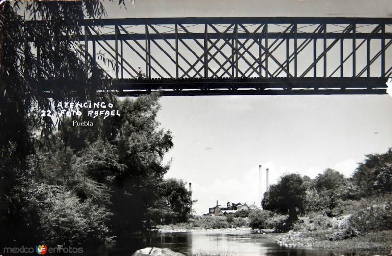 Ingenio Azucarero Hacia 1945