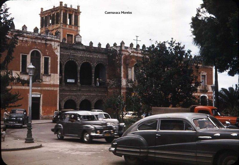 Palacio de Cortes Hacia 1960