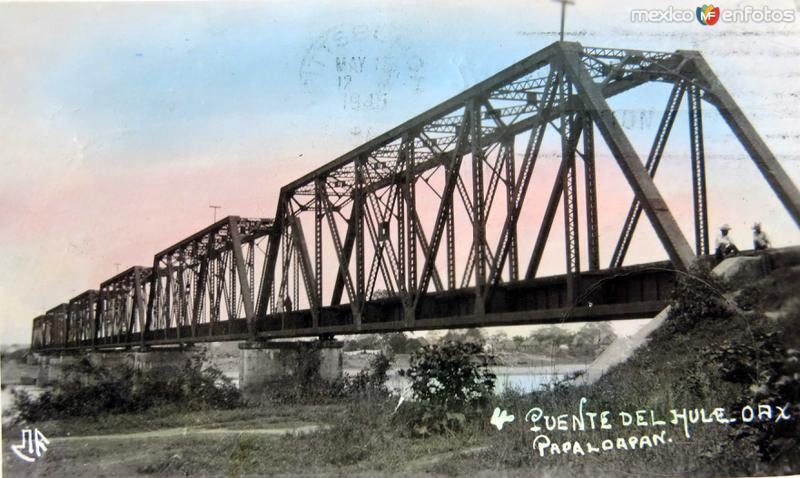 Puente del Hule