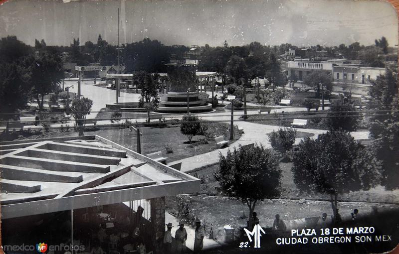 Plaza 18 de marzo