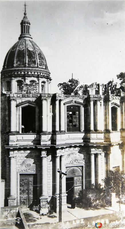 Iglesia de La Luz Hacia 1945