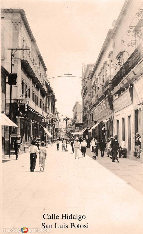 Calle de Hidalgo
