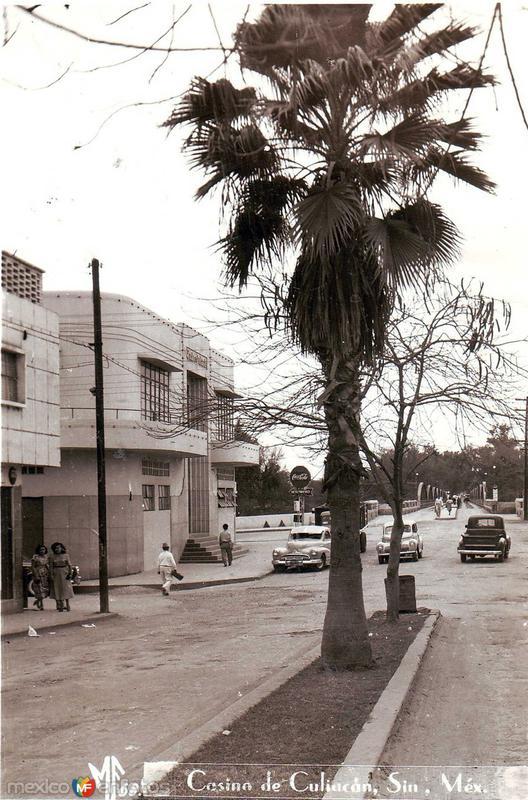 Casino Circa 1930-1950