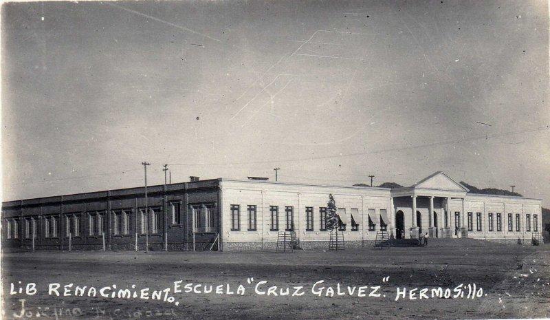 Escuela Cruz Galvez