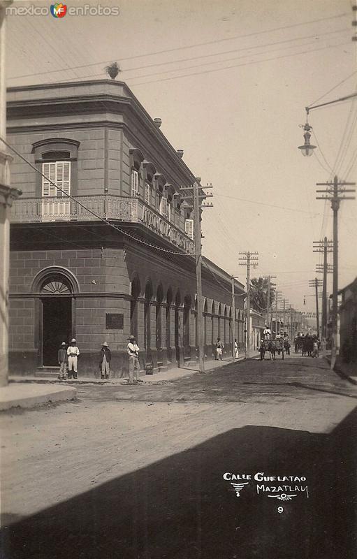 Calle Guelatao