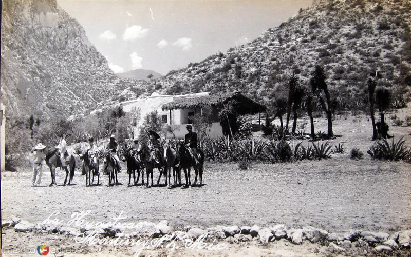 Panorama de La Huasteca