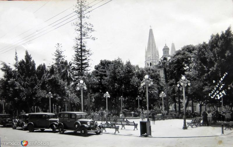 La Plaza Hacia 1939