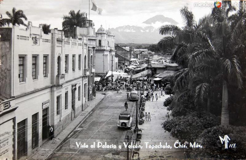 Vista y Palacio